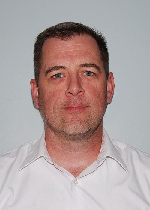 Doug Springer<br>Director of Project Management, Physical Plant & Nutrition Services